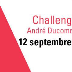 Pétanque Challenge André Ducommun