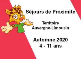Catalogue Automne 2020 4-11 ans
