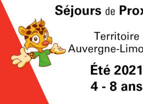 Catalogue_Séjours Régionaux_Été 2021